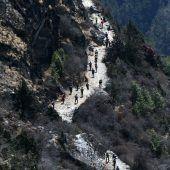 Everest fordert immer mehr Opfer