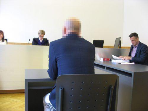 Wegen seines umfangreichen Geständnisses kam der Angeklagte mit einer bedingten Haftstrafe davon. eckert