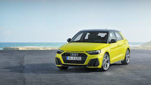 Weniger weiblich-rundlich, mehr männlich-kantig hat Audi den A1 gemacht, der Dreitürer ist nun passé, ebenso wie die Dieselantriebe.