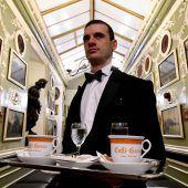 Historischem Caffè Greco in Rom droht Schließung