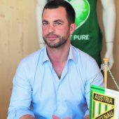 Austria Lustenau hat neuen Partner