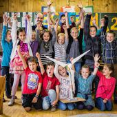 Walsertaler Schulen sehr umweltbewusst