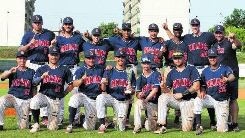Als erstes österreichisches Team holten die Dornbirn Indians den Sieg im Baseball-Federationcup. Im rein österreichischen Finale wurde Meister Vienna Metrostars deklassiert.Verein