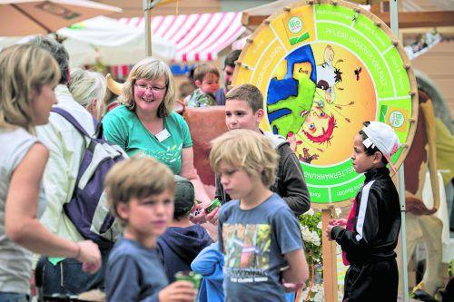 Am 15. Juni in der Feldkircher Neustadt die Vielfalt Vorarlberger Bio-Produkte genießen.