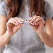 Warnung vor kaltem Rauch