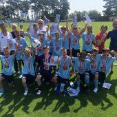 PG Mehrerau beschließt mit 4:0-Sieg das Fußball-Schülerligaturnier