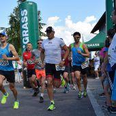 Laufevent für guten Zweck in Dornbirn-Rohrbach
