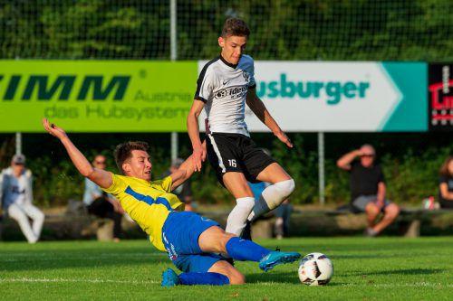 Am letzten Spieltag wird sich der Kampf um den Meistertitel zwischen Bregenz und Wolfurt endgültig entscheiden.VN-Stiplovsek