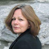 Andrea Gerster beim Bachmann-Bewerb
