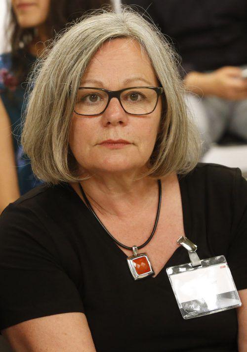 Andrea Gerster, Teilnehmerin beim Bachmann-Preis. apa