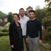 Talentierte tourten durch Vorarlberg