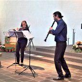 Wie Flöte und Klarinette einen ganzen Abend füllen können