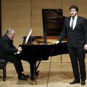 Schubert pur in einem Kunst-Natur-Erlebnis