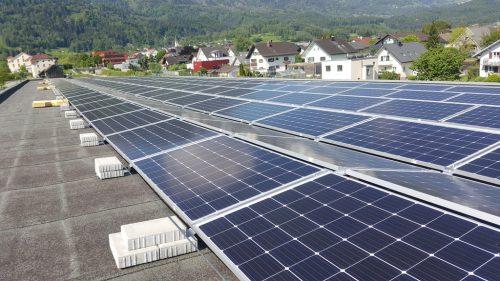 Auch die dritte PV-Anlage wurde mittels Bürgerbeteiligung finanziert. EM/gemeinde