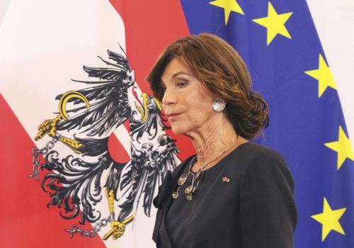 Auf EU-Ebene stehen zahlreiche Entscheidungen an, die auch das Kabinett von Kanzlerin Bierlein mitbestimmen kann.AP