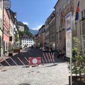 Feldkircher Neustadt ist autofrei