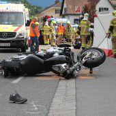 Tödlicher Verkehrsunfall in Rankweil