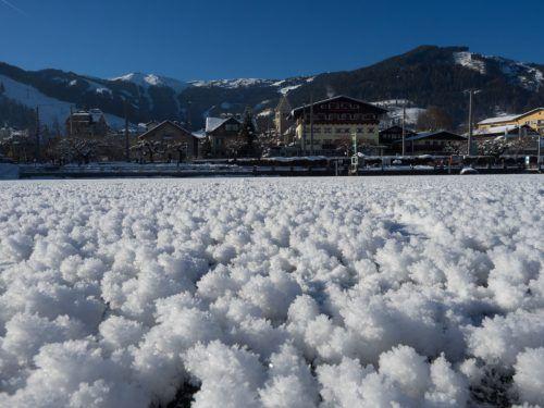 Bei gefrorenem See eröffnen sich ganz neue Perspektiven. Schweigkofler (3)