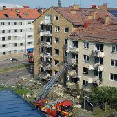 25 Verletzte bei Explosion