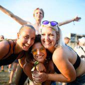 Das aha unterstützt Festivalbesucher