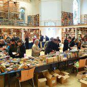 Landesbibliothek schafft Platz für neues Wissen