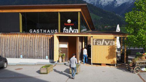 Bereits im Jahr 2015 übernahm der Verein die Führung des Dorfgasthauses, der ein beliebter Treffpunkt ist.