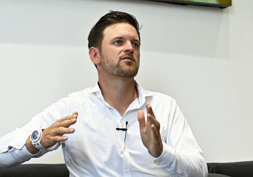 Bernd Wiesberger hat die Teilnahme an den British Open als Ziel. apa