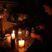 Massiver Stromausfall legt Argentinien und Uruguay lahm
