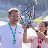 Spielbergs erste Kurve wieder Niki-Lauda-Kurve
