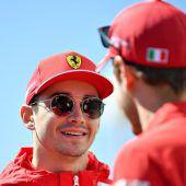 Ein Lebenszeichen von Ferrari
