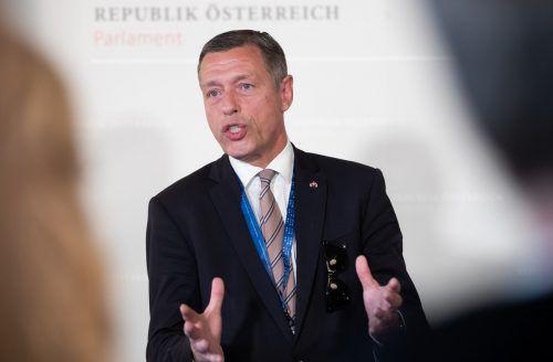 Christian Pilnacek verteidigte seine Aussagen im U-Ausschuss.APA