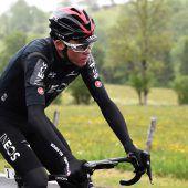 Froome fällt für die Tour de France aus