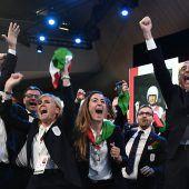 Mailand richtet Winterspiele 2026 aus