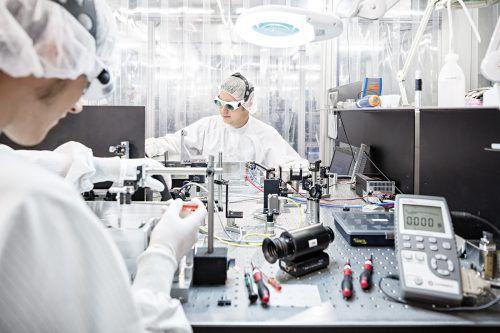 Das Know-how aus der Medizin ermöglicht dem Laserspezialisten Spectra-Physics die Leistungsskalierung und die Erschließung neuer Märkte. Spectra Physics