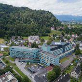 113 Millionen lassen Spital glänzen