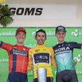 Patrick Konrad bei Tour de Suisse mit bestem Karriere-Ergebnis