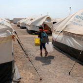 70,8 Millionen Menschen auf der Flucht