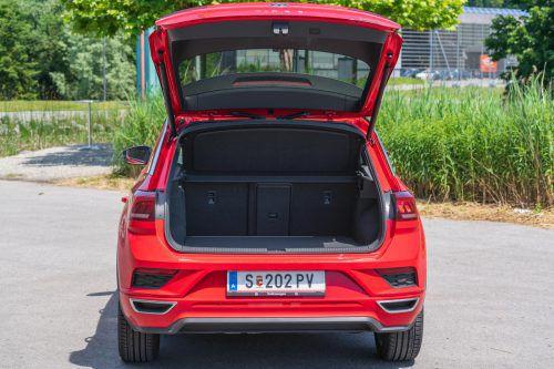 Dass der T-Roc auffällt, liegt vor allem daran, dass das Designteam von VW wirklich vieles richtig gemacht hat. VN/Stiplovsek