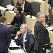 Antragsflut im Parlament