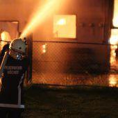 Brandgeschehen im Vorjahr: Keine Toten, mehrere Verletzte