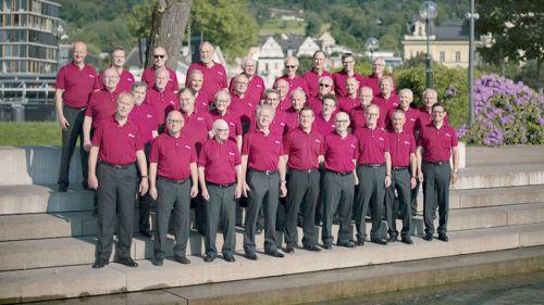 Der Bregenzer Männerchor lädt am kommenden Freitag zum offenen Singen im Wirtshaus am See ein. männerchor