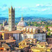 Der berühmte Domvon Siena