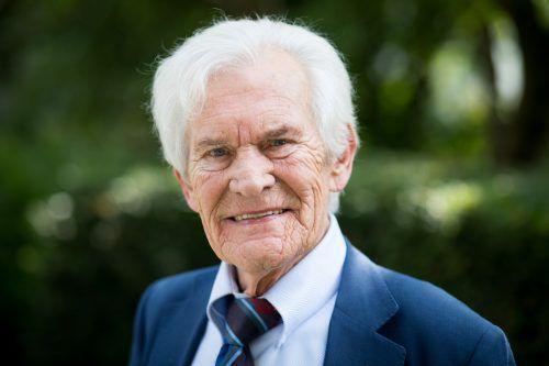 """Der ehemalige """"Tagesschau""""-Sprecher wurde 84 Jahre alt. dpa"""
