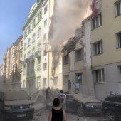 Nach Gasexplosion in Wien: Gemeindebau wird abgerissen