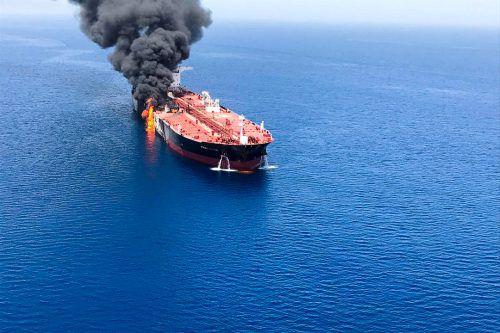 Der Iran weist zurück, für die Angriffe verantwortlich zu sein. Reuters/Isna