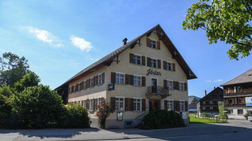 Der Jöslar in Andelsbuch ist ein Lokal in einer alten Bauernwirtschaft. VN/Lerch