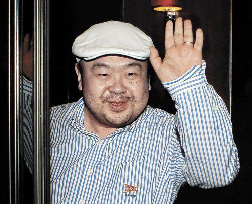 Der Mord an Kim Jong-nam ist bis heute rätselhaft.ap