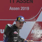 Erster Moto-GP-Sieg für Vinales