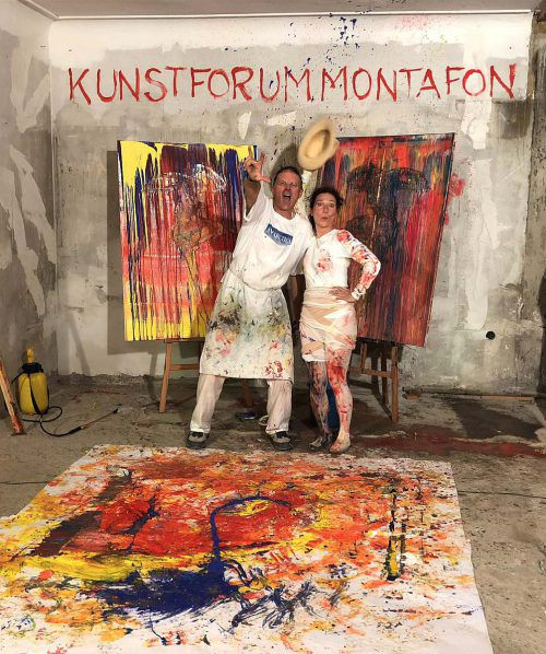 """Die """"2. Montafoner Kulturnacht"""" findet morgen mit einem abwechslungsreichen Programm in Gaschurn statt. Kulturvernetzung Montafon"""