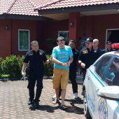 George Clooney-Betrüger in Thailand verhaftet